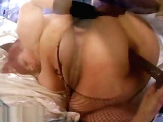 Big-titted Wifey Loves Anal Invasion Have Fun