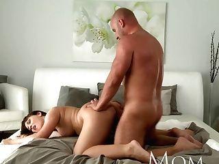 Mommy Matures Dark Haired Wants Her Man To Internal Jizz Flow