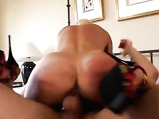 Danny Wylde Gets His Always Hard Man Meat Used By Puma Swede With Massive Hooters And Slick Labia