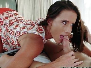 Horny Cougar Mega-slut Sofie Marie Preps Her Stepson For School