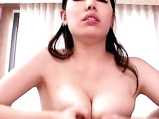 Cougar Sofia Takigawa With Tastey Tits Is In Heaven Fucking With Hard Cocked Dude In Xxx Act