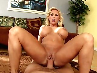 Golden Cougar On The Prowl - Holly Halston