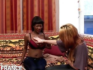 Jenny Black Exotic Vixen Cums Hard After Getting Bange