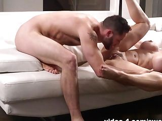 Brandi Love In Best First-ever Date Ever - Sweetsinner