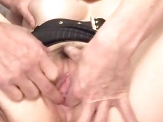 Sofia Takigawa Gets Drilled In Rough Act