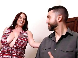 Buxom Whore Wifey Maggie Green Goes Black In Front Of Her Cheating Spouse