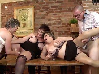 Fat Dick Makes Super-naughty Ladies Glad