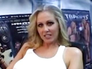 """""""julia Ann Gets Her Matured Culo Wrecked With Big Black Cock"""""""