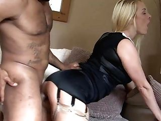 Huge-chested Cheating Cougar