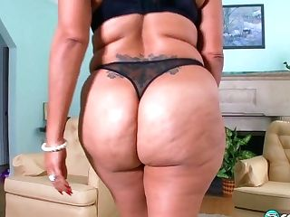 Special Delivery In Sandra's Booty. - 50plusmilfs