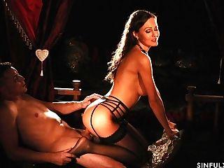 Tantalizing Erotic Movie Starring Delicious Mummy Tina Kay