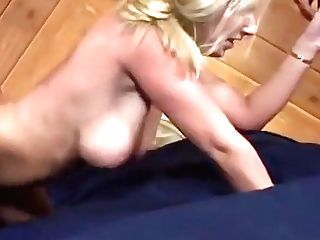 Mummy Gets Fucked Harcore By Two Guys
