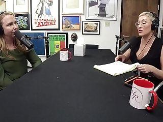 Hot Mummy Pornographic Star Ryan Keely Interview Flick