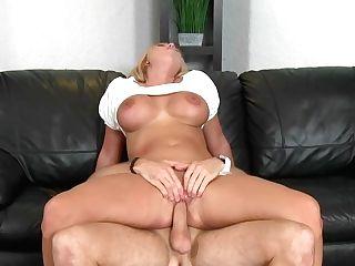 Big Breast Blonde Cougar Tara Starlet Fucking
