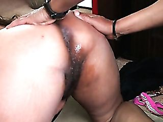 Chubby Brazilian Mom With Humungous Tits Kira B Drinks Hard Dick Of Her Stud Ardently