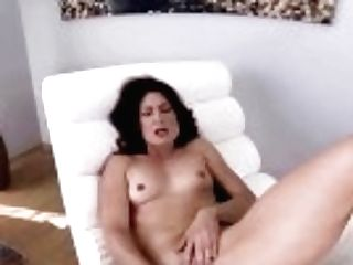 """skinny Mom Masturbating On Vr Web Cam"""