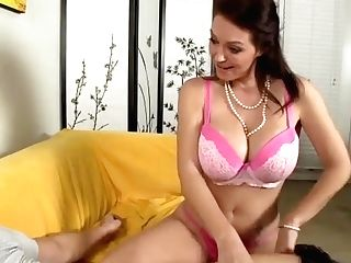 Dick Draining Mom