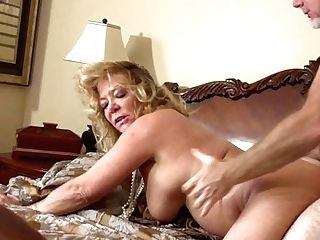 Blonde Finds It Titillating To Be Dicked In Front Of The Camera