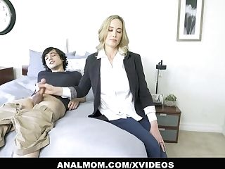 Biz Mommy Lilly James Makes Bum-fuck Deal With Son-in-law's Hellion