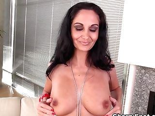 Amazing Porn Industry Star Ava Addams In Horny Onanism, Cougar Fucky-fucky Scene