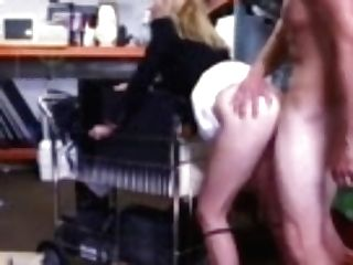 Big Tit Mummy Cleaning Xxx Hot Cougar Banged At The Pawnshop