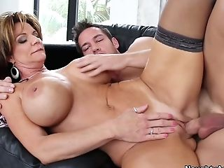 Big Jugged Matures Mom Deauxma Is His Best Friend's Mom