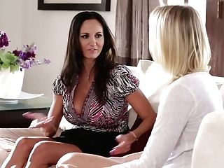 Ava Addams & Zoey Monroe - Girly-girl Adventures