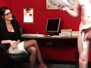 Cfnm Spex Mistress See