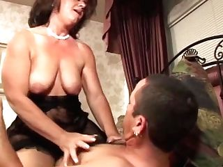 Awesome Buxom Experienced Female Is Fucking My Dick