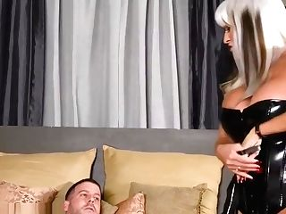 Master Matures In Spandex Loves Ass Fucking